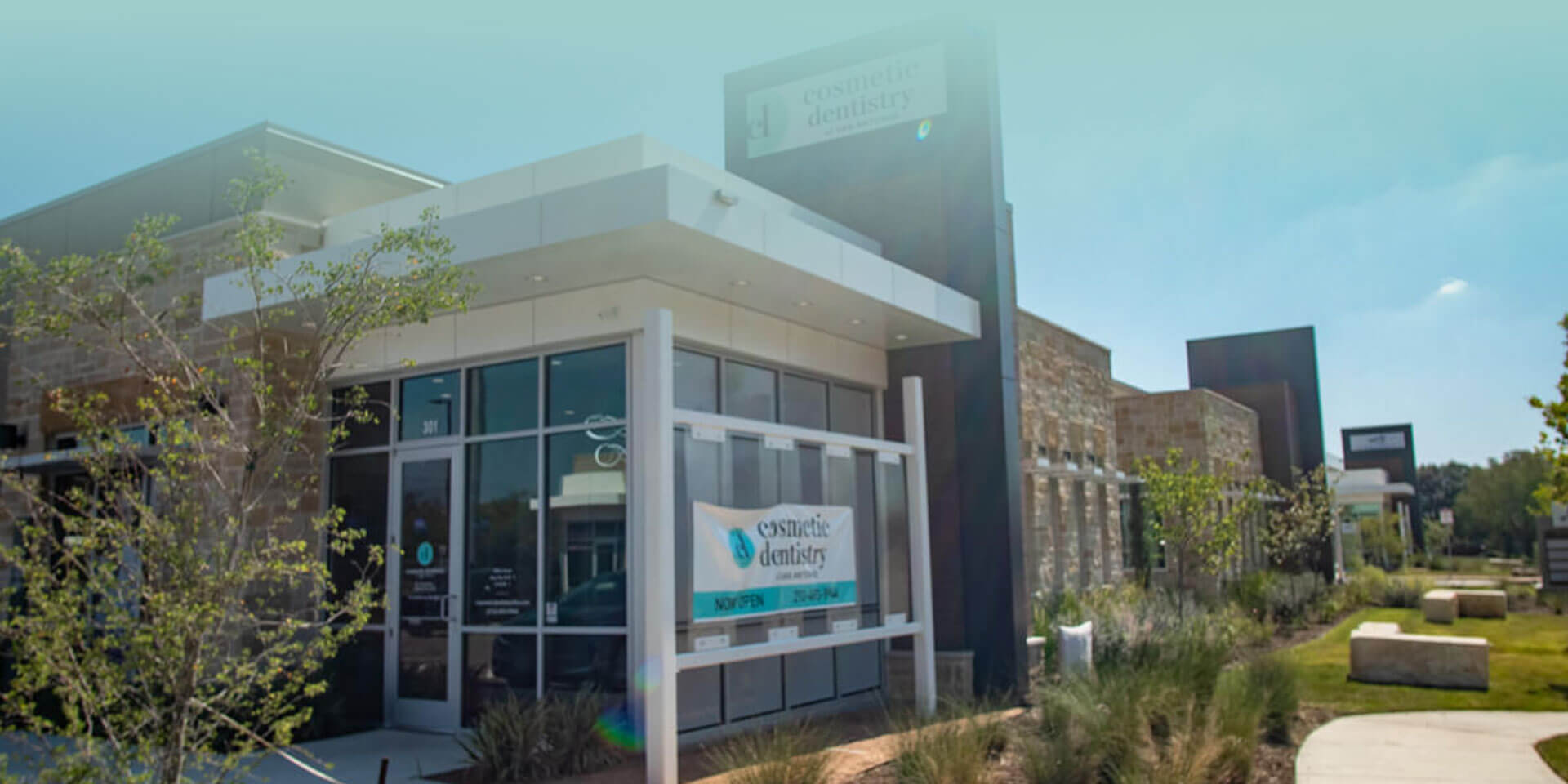 Exterior view at Cosmetic Dentistry of San Antonio