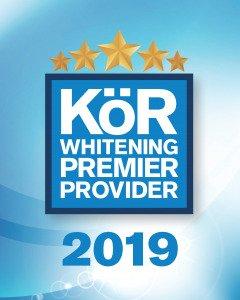 KoR Whitening Premier Provider 2019