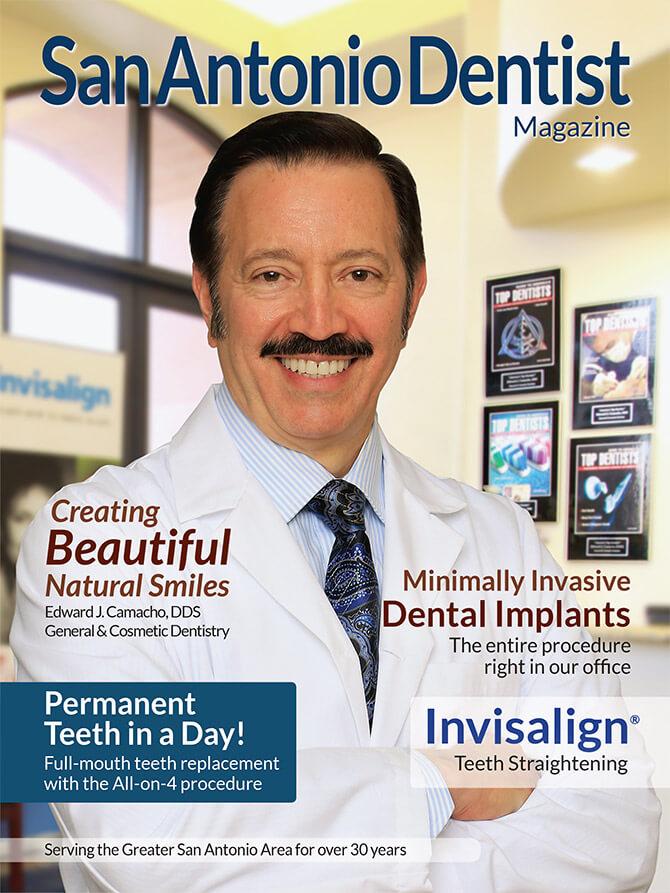 San Anotnio Dentist magazine