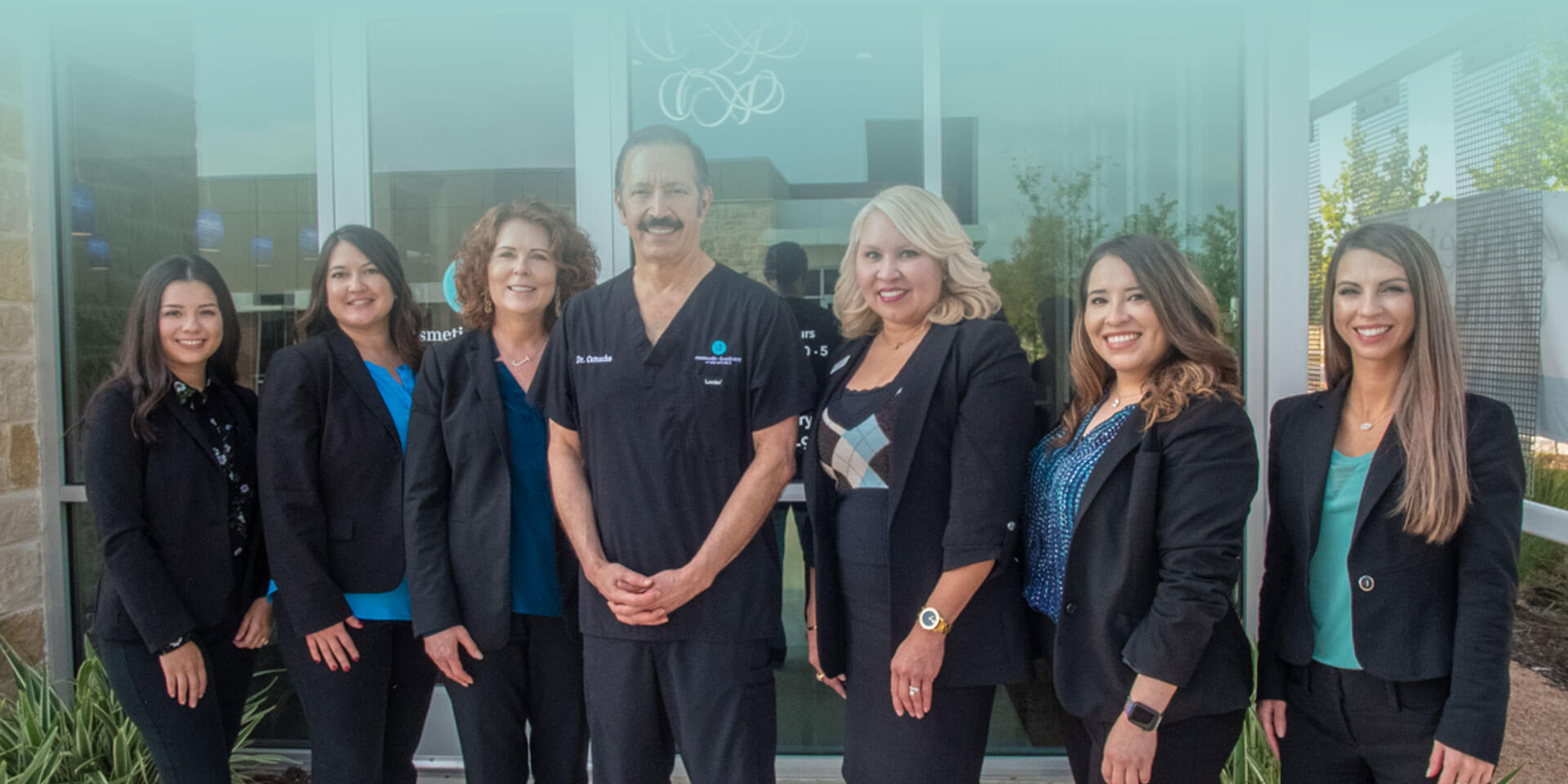 Dental team at Cosmetic Dentistry of San Antonio