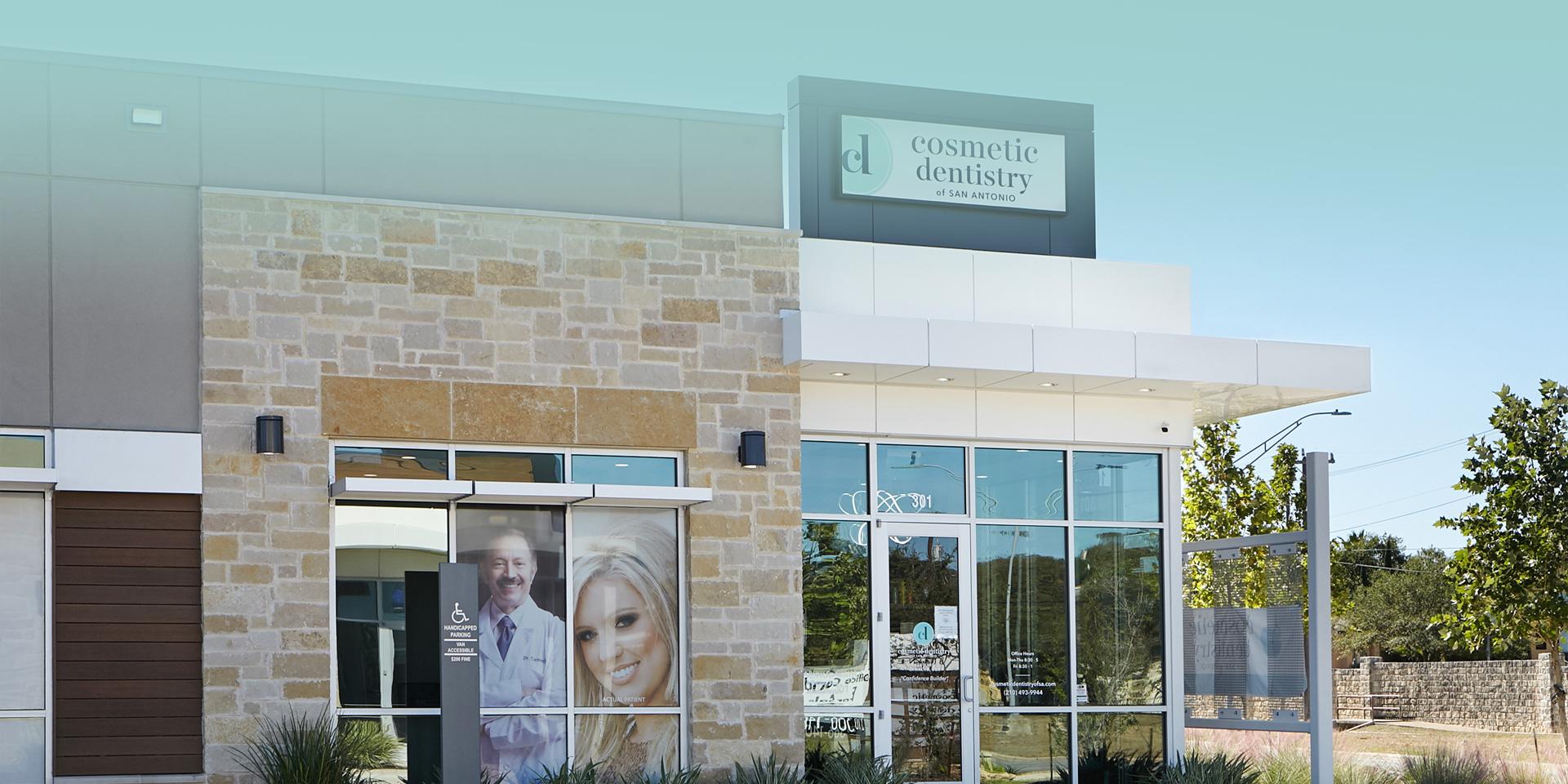 Office of Cosmetic Dentistry of San Antonio